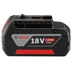 Bosch 18v 3.0Ah Li-Ion Battery