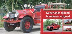 Dit najaar 16 september 2017 Brandweer Oldtimer treffen in Borculo met de presentatie van het boek: Nederlands rijdend brandweer erfgoed