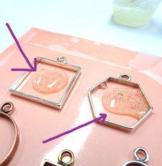 Nunn Design Open Frames With Resin