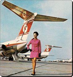 Türk hava yolları  - 1972