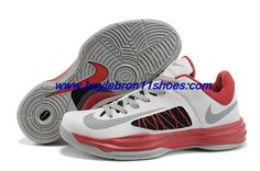 best loved 035f7 f9751 Wholesale Cheap Nike Lunar Hyperdunk Low White Red Newest Now