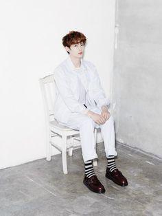2PM Nick Khun - Oh Boy! Magazine Vol.59