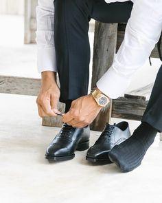 Hot Shoes, Men's Shoes, Dress Shoes, Dance Shoes, Create Your Own Shoes, Fashion Shoes, Mens Fashion, Looking Dapper, Black Socks