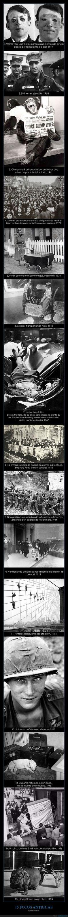 15 fotos antiguas históricas que deberías ver - Que deberías ver   Gracias a http://www.cuantarazon.com/   Si quieres leer la noticia completa visita: http://www.estoy-aburrido.com/15-fotos-antiguas-historicas-que-deberias-ver-que-deberias-ver/