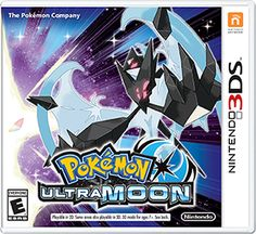 Pokémon Ultra Moon for Nintendo 3DS - Nintendo Game Details