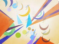 """Enrico Bendi - """" Big Bang"""" - acrilico #arte #artisti"""