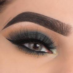 88 Gorgeous eye makeup ideas #makeup #eyemakeup