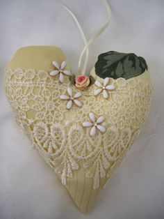 Lovely Victorian Heart Available.