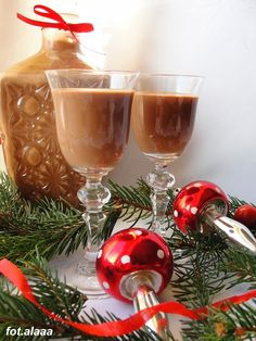 Sugar Free Desserts, Irish Cream, Something Sweet, Diy Gifts, Gingerbread, Smoothies, Alcoholic Drinks, Tasty, Homemade