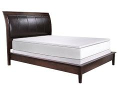 RESTOR Style Soft Luxury Memory Foam Collection 10-Inch Queen Mattress by RESTOR Style. $378.94. Mattress is a 4- lb density. Memory Foam is resistant to dust mites and is naturally antimicrobial. Meets all flammability standards. 2-1/2-inch memory foam pillow top layer; 7-1/2-inch supportive base foam which alleviates back and joint pain. Removable cover is machine washable/ dryable. Indulge in elegant comfort with the RESTOR Style Soft Luxury Memory Foam Mattre...