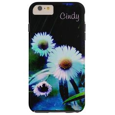 Asters Aglow iPhone 6 Plus case *Personalize*