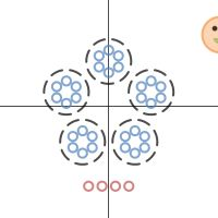 Division Game: Explore math and graphing with Desmos!