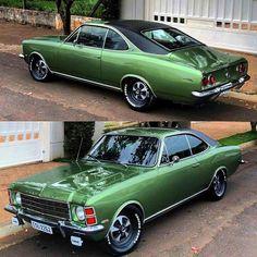The Oldie But Goodie — opalaespecial: 1975 Chevrolet Opala Comodoro Chevy, Car Chevrolet, Bugatti, Lamborghini, Automobile, Ford Capri, Modified Cars, American Muscle Cars, General Motors