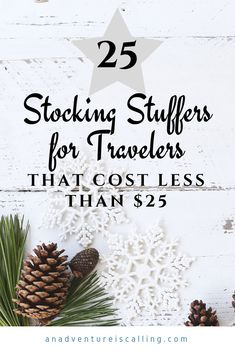 Stocking Stuffers for Travelers Traveling With Baby, Travel With Kids, Family Travel, Christmas Gift For You, Christmas Stocking, Travel Gifts, Travel Stuff, Travel Themes, Africa Travel