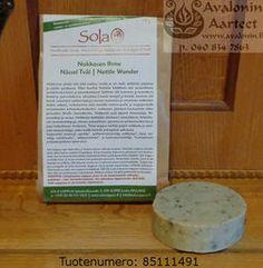 Nokkosen Ihme, Sola Saippua Handmade Soaps, Personalized Items