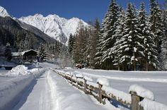 Mühlwald im Winter #Ahrntal #Suedtirol www.ahrntal.com