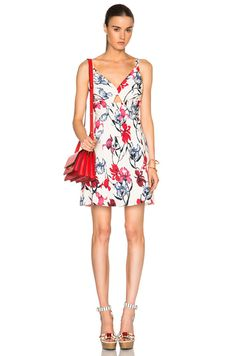 Open Front Dress