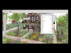 Rendering Trees For SketchUp - YouTube