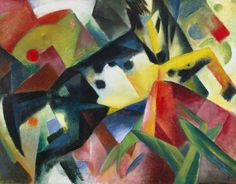 Your search: Franz Marc - find all pictures, prints and paintings corresponding to your keyword and similar pictures in terms of color. Franz Marc, William Turner, Cavalier Bleu, Famous Artists Paintings, Oil Painting Reproductions, Equine Art, Angel Art, Oeuvre D'art, Art And Architecture