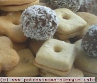 Nejlepší recepty na vánoční cukroví bez lepku