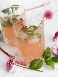 rabarber vodka