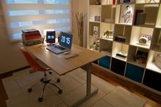 The Perfect Office - Lumenati CS1, Nokia Ozo and Office Ideas