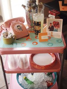 Mad Men Birthday Party Ideas | Photo 8 of 25 | Catch My Party