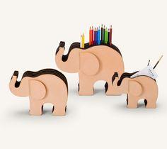 Elephants - Graf von Faber-Castell