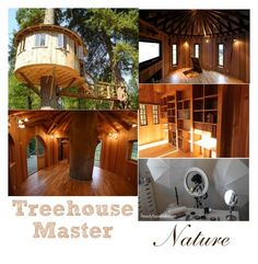 """""""Backyard Treehouse"""" by broken-and-alone on Polyvore featuring interior, interiors, interior design, home, home decor and interior decorating"""