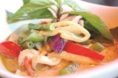 Bangkok-curry