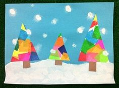Christmas tree craft by camiriddell