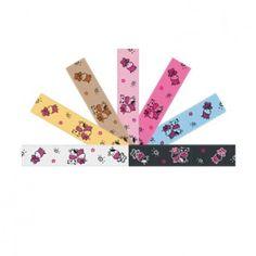 cow print ribbon Wholesale Ribbon, Printed Ribbon, Cow Print, Grosgrain Ribbon, Diy, Bricolage, Do It Yourself, Homemade, Diys