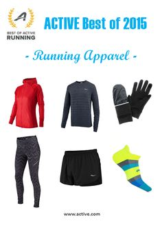 The world of running apparel can be pretty overwhelming, but we found the eight items that far outranked the rest this year. Here are our editors' favorites from the 2015 season. ACTIVE Best of 2015: Running Apparel - http://www.active.com/running/articles/active-best-of-2015-running-apparel