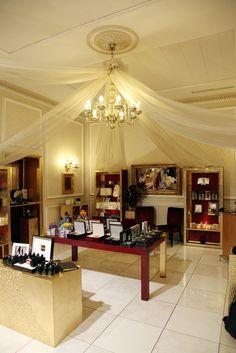 Elysee Maison des Parfums in Bucharest, Romania.