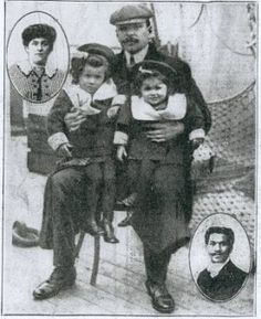 Joseph Philippe Lemercier Laroche and his family! Joseph Phillipe was born in the city of Cap Haitien, Haiti, on May 26, 1886. He must have been quite a child prodigy, and must have been born in a very wealthy family in Haiti, because at the tender age of 15, he left his family in Haiti (accompanied by Monsegnieur Kersuzan, the archbishop of Haiti) to go study engineering in France in northern region of Picardie.