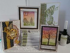"""Handcrafted by Virginia """"Wirg""""  Hampson Stamp Out Your Art With Virginia! © 2015 Stampin'Up!  Online store: http://stampoutyourartwithvirginia.stampinup.net/ Blog: http://www.stampinup.net/esuite/home/stampoutyourartwithvirginia/blog"""