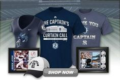 Thank You, Captain   Derek Jeter's Last Home Game