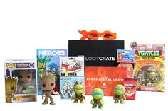 I WANT A SUBSCRIPTIONT TO Loot Crate! Monthly Geek and Gamer Subscription Box Monthly Crates, Gifts For Kids, Geek Gear, Mystery Box, Monthly Subscription Boxes, Geek Games, Game Item, Beauty Box, Coupon Deals