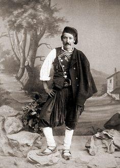 Mediterranean costume