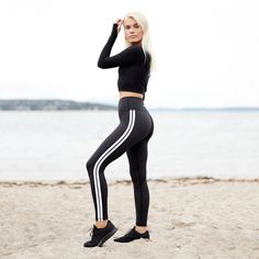 @ famme on Insta for more leggings, top and other activewear #womensupportwomen fitspo #fitnessphysique #fitness #yogaleggings #functionaltraining #bestoftheday #fitnessbikini #healthygirl #fitnessgoals #womenempoweringwomen #fitguy #shapeupnorge #loveleggings #sportster #workoutleggings #fitgirl #greece #silverbackgymwear #photographyeveryday #ootdstyle #photographysouls #fit #leggingzumba #girls #landscapephotography Gym Training, Bikini Workout, Sporty Chic, Athletic Outfits, Gym Wear, Zumba, Workout Leggings, Mens Fitness, Outfits For Teens