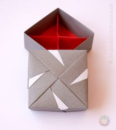 596 best origami boxes and containers images in 2019 origami boxes Ball Tomoko Fuse modular origami box tomoko fuse