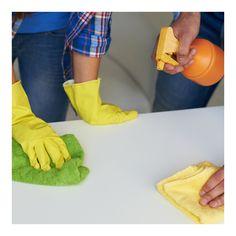 20 supersmarte rengjørings-tips! Du trenger ikke masse hokus-pokus for å få et rent og strøkent hjem! Eddik, sitron, magiske svamper og bakepulver er stikkord til den perfekte rengjøringen! Her får du de 20 smarteste tipsene til et rent hus.)