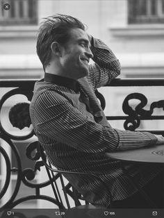 Robert Pattinson GQ France