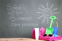 Schools Out For Summer care packages