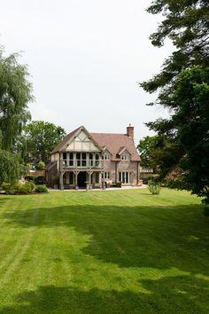 Herefordshire Farmhouse - Border Oak - oak framed houses, oak framed garages and structures.