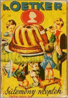Dr. Oetker Vintage-poster