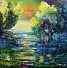 Pol Ledent. Magic Pond