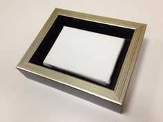 FLOATING Aceo frame! That's something you don't usually see!