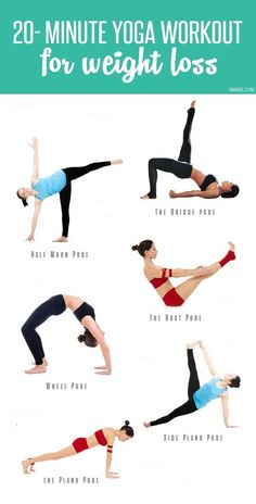 Let's burn a few pounds of those pesky pounds off with this yoga workout for weight loss! Yoga is an incredible form of exercise that can be used for flexibility, strength, and yes, losing weight. Weight Loss Tea, Yoga For Weight Loss, Best Weight Loss, Lose Weight, Exercise For Lower Belly, Lower Belly Fat, At Home Workout Plan, Workout Plans, Yoga Benefits