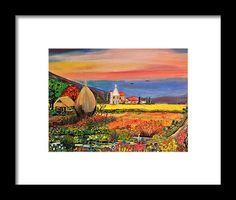 Simple life but Holy life, Jesus lives next door. Framed Art, Framed Prints, Philippine Art, Jesus Lives, Hanging Wire, Art Paintings, Holi, Fine Art America, Lisa